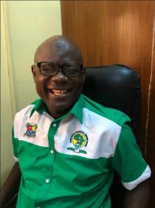 The Registrar, Lagos State Traditional Medicine Board